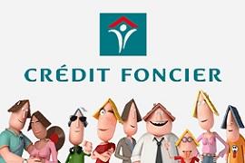 crédit foncier rachat pret immobilier
