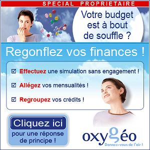 oxygeo rachat de crédit