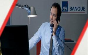 service client axa banque