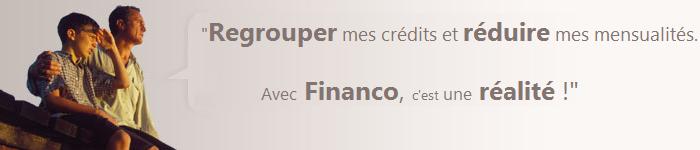 rachat de crédit financo