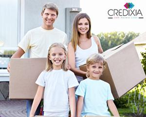 prêt immobilier credixia