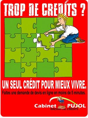 rachat de crédit pujol refinancement