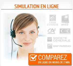 simulation ab courtage