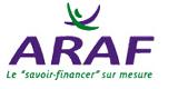 araf logo courtier crédit