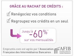 rachat de crédit empruntis avantages