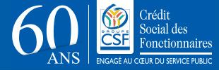logo csf crédit