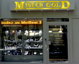 agence mister gold paris