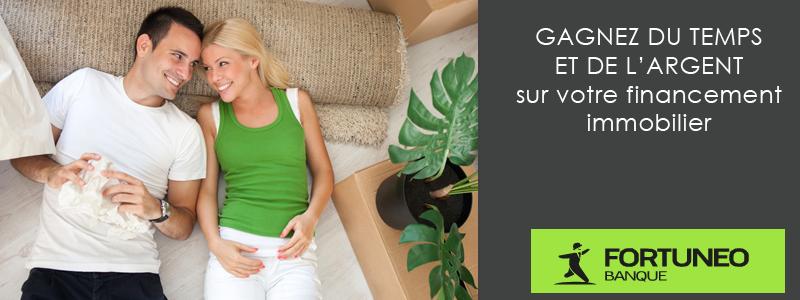 rachat de pr t immobilier fortuneo en ligne. Black Bedroom Furniture Sets. Home Design Ideas