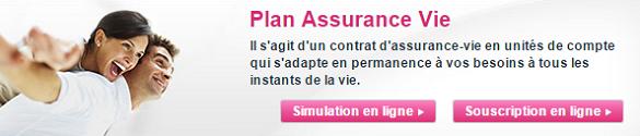 simulation assurance vie crédit mutuel