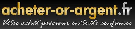 acheter or argent logo