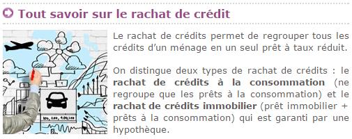 rachat de crédit Empruntis