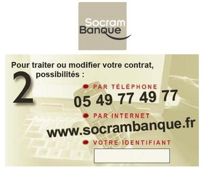 Contact socram téléphone