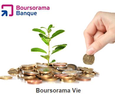 assurance vie Boursorama