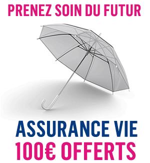 offre assurance vie Boursorama Vie
