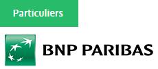 bnp paribas particuliers logo