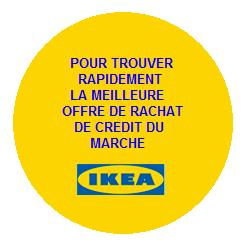 rachat de crédit IKEA