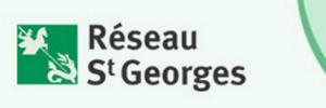 logo réseau saint georges banque