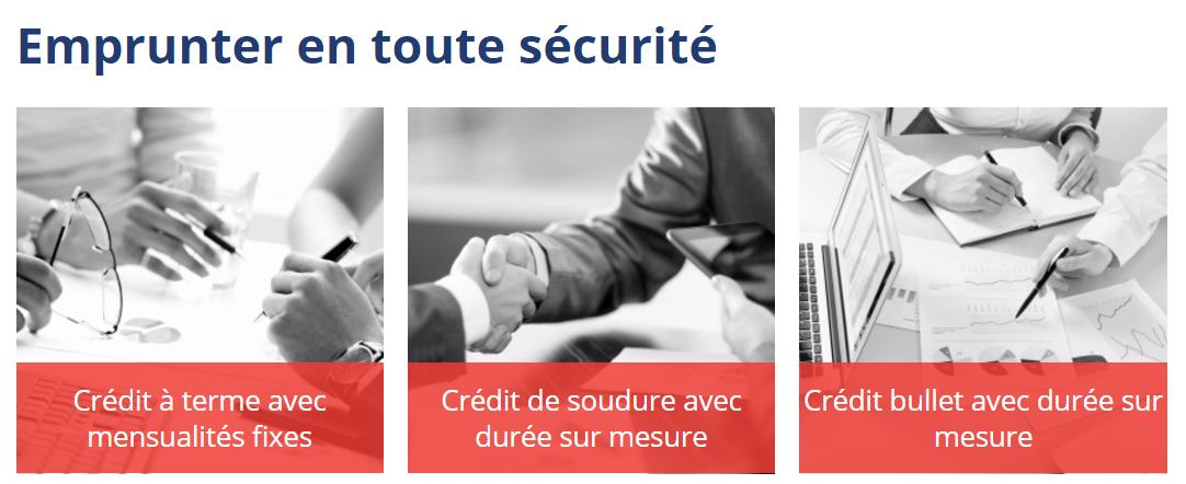 crédit CKV solutions