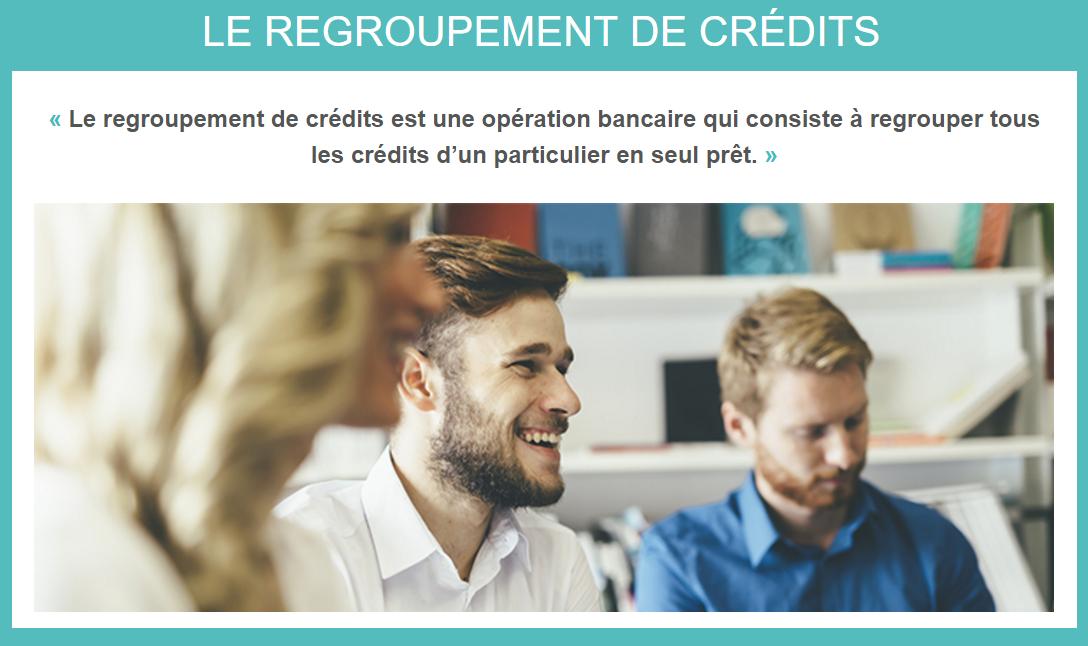 solution de rachat CFC Crédit