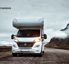 prêt camping-car BNP Paribas