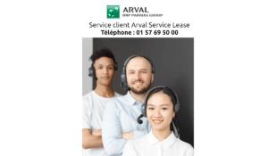 service client arval